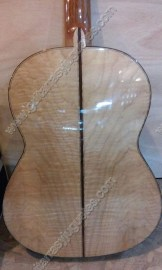 Guitarra de Maple Brillante 2